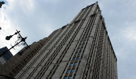 Нью-йоркский суд конфисковал... небоскреб
