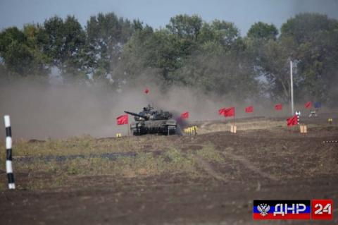 Экипаж ВС ЛНР одержал победу…