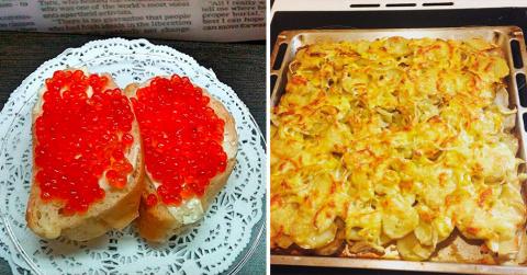 Реакция французов, которым показали фото «французской» еды в России