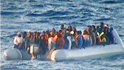 Более 1 тыс. мигрантов спасл…