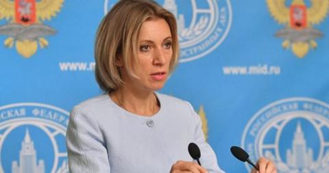 Захарова ответила на просьбу…