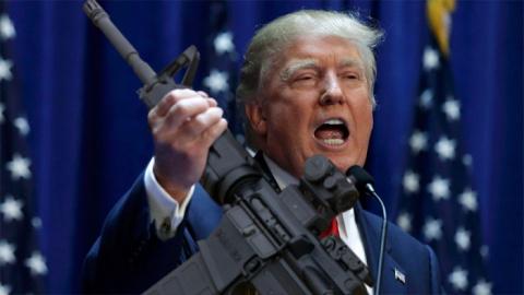 Дональд Трамп объявил войну: обнародованы поименные списки