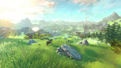 Новая The Legend of Zelda уж…