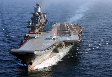 Действия группы «Адмирала Кузнецова»: что пошло не по плану?