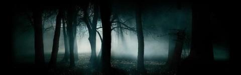 Места обитают призраки