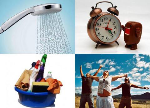Семь вредных здоровых привычек