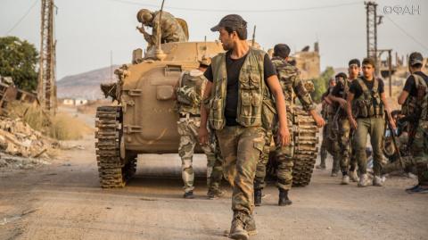 Сирия итоги за сутки на 20 октября 06.00: САА взяла под контроль месторождение Коноко, 30 боевиков «Ан-Нусры» сдались САА в Алеппо