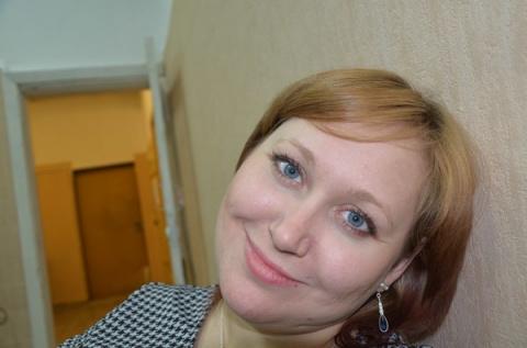 Марина Волокитина-Степанченко (Степанченко) (личноефото)