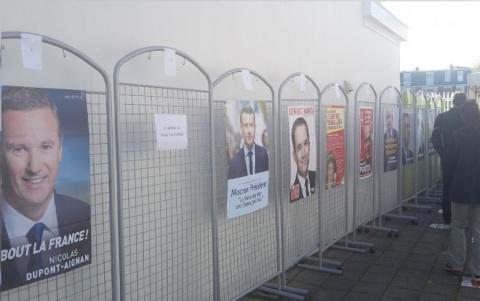 Как проходят выборы французского лидера. Рассказывют избиратели
