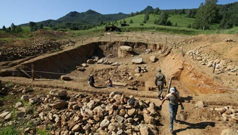 Найдены подтверждения, что люди появились в Сибири 800 тысяч лет назад