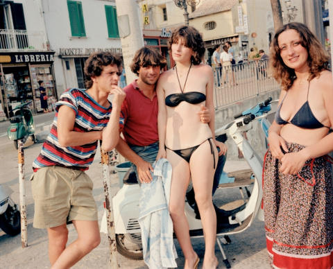 Dolce Via Сладкая жизнь. Италия 80-х