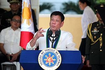 Президент Филиппин решил заключить союз с Россией и Китаем