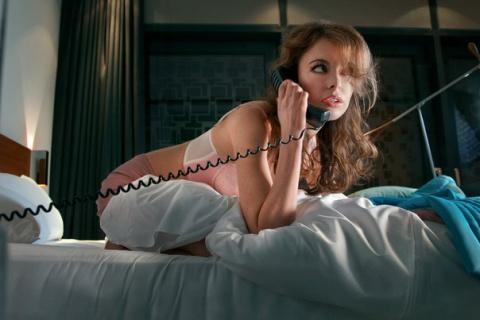 Как правильно реагировать, на утренний звонок с вопросом: «Ты зачем звонишь моему мужу?!»