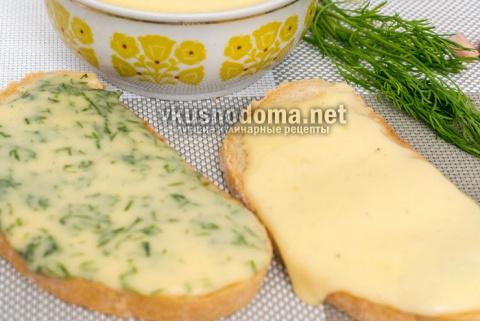 Плавленый сыр из творога в д…