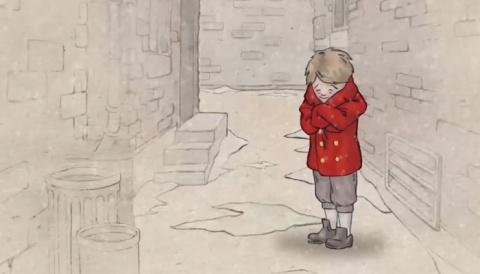Добрый мультфильм о простом …