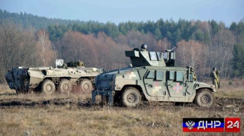 Украинские силовики обстреляли десятки населенных пунктов ДНР