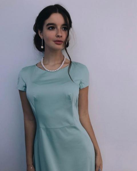 Дочь Александра И Екатерины Стриженовых сразила поклонников своим нарядом