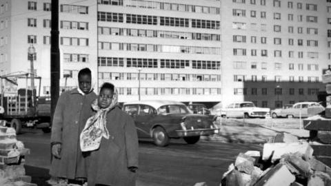 Почему в США не строили такие же дома, как были в СССР?