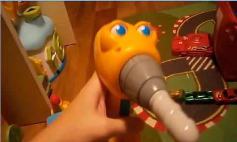 Детская игрушка-дрель. Купил…
