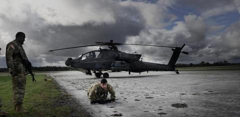 Финны собрались в НАТО