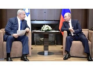 Что Нетаньяху просил у Путин…