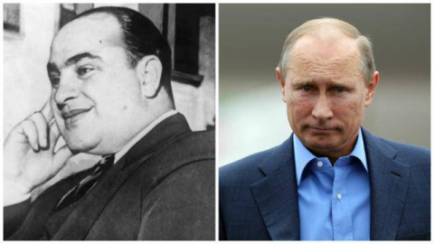 Ускользающий гангстер: Путин…