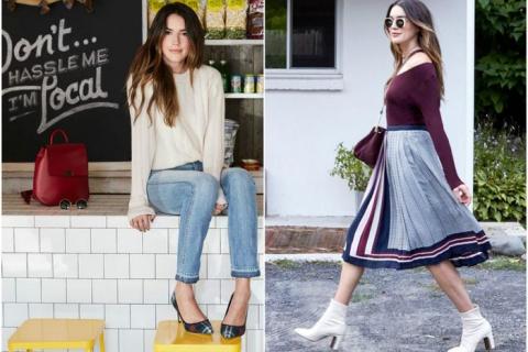Это стоит надеть осенью: самые крутые и модные сочетания одежды в этом сезоне