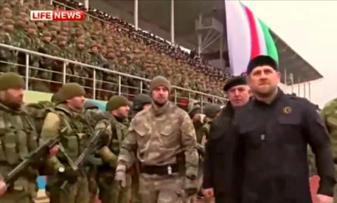 Иностранцы о военном сборе в…