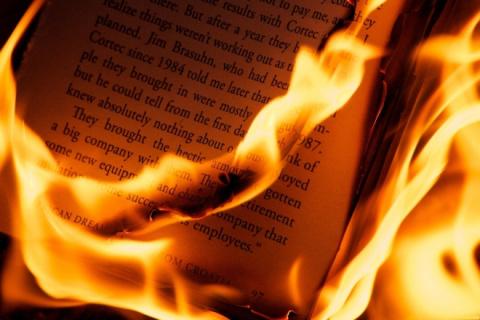 Тайны проклятых книг