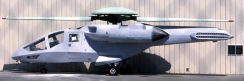 Ка-90 - симбиоз вертолёта и самолёта