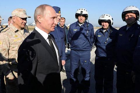 Сирийский триумф Путина. Але…
