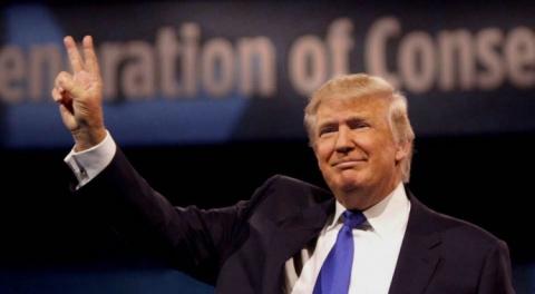 Трамп собирается договорится…