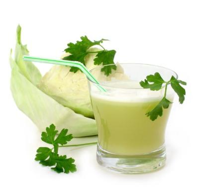 Полезные и лечебные свойства капустного сока