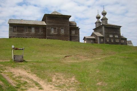 8 красивых деревень России