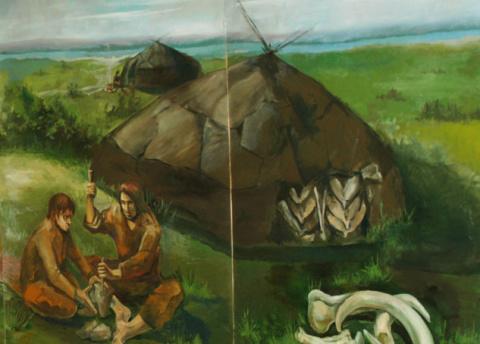 Загадка двух типов кроманьонцев Европы и Северной Африки. Часть 2. Чужеродные (для Европы и СА) технологии и каменные индустрии.
