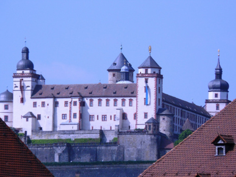 Европейские зАмки...Вюрцбург