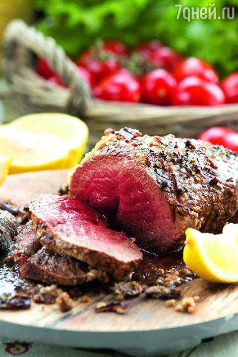 Как приготовить мясо на грил…