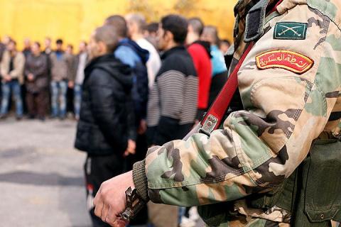 В Сирии задержаны 78 иностранных наемников