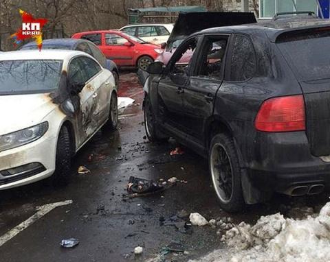 Столичный стритрейсер Вартан Саркисов сбил насмерть пешехода и сбежал с места ДТП