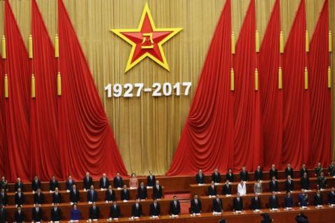 Зачем Си Цзиньпин реорганизовал армию Китая