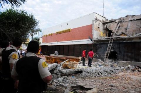 ВБразилии убиты трое подозр…