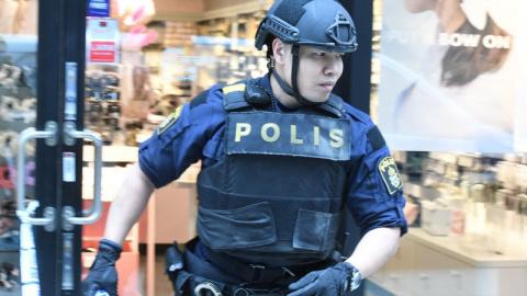 Подозреваемого в теракте в Стокгольме задержала полиция