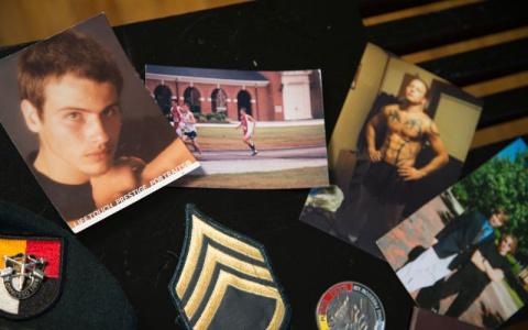 Американский спецназовец оче…