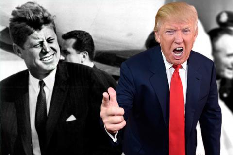 Кто убил Кеннеди? Трамп знает!