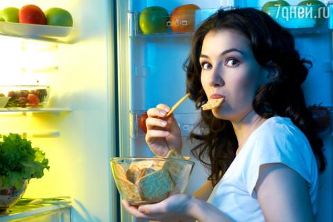 Как отучиться есть по ночам:…
