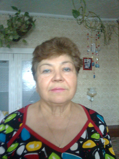 Тамара Патрина(Смирнова) (Смирнова)