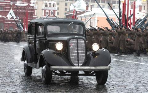 Машины чекистов: от «Форда» до «Победы» и «Волги»