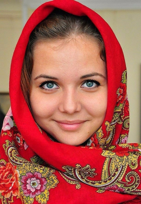О русской женщине - британск…
