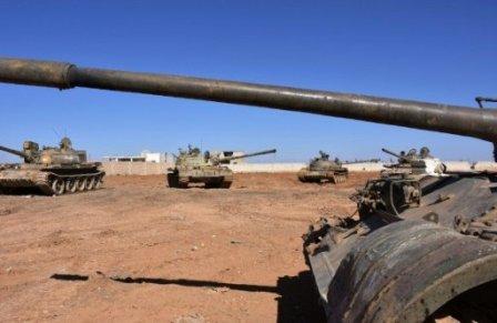 Сирийская армия выбила терро…