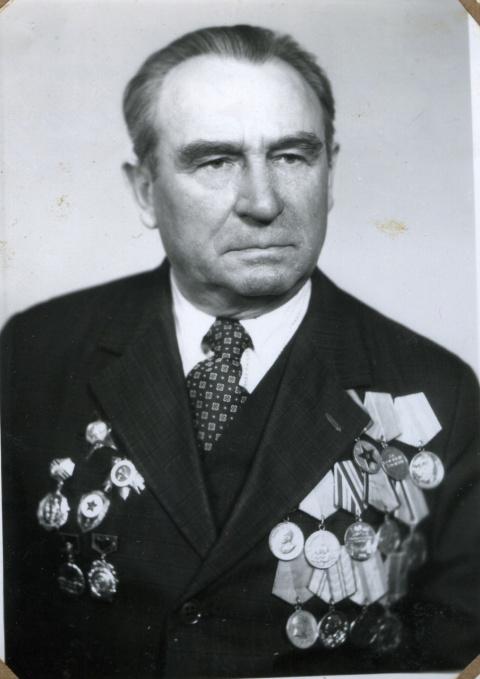 Бобылев Фёдор Михайлович. Братишки-разведчики